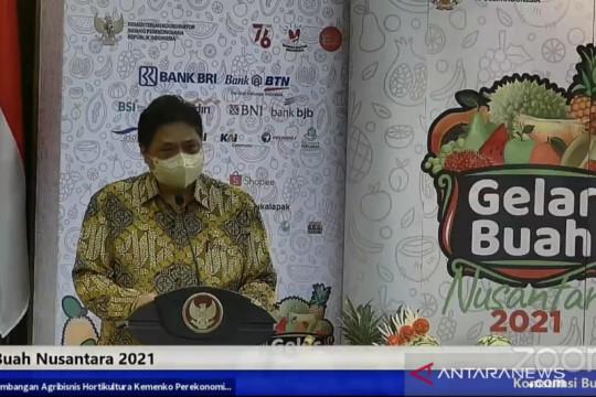 Gelar Buah Nusantara ajang kebangkitan komoditas buah dan ekonomi