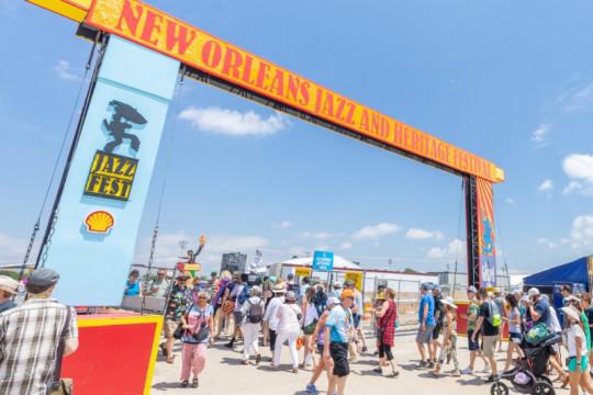New Orleans Jazz Festival 2021 batal digelar