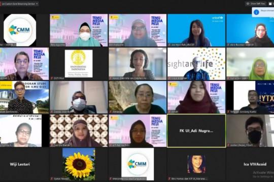 FKUI lakukan penelitian bersama tentang gizi remaja Indonesia