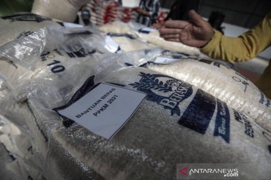 Satgas Saber Pungli Jabar dalami bansos tak sesuai kualitas di KBB