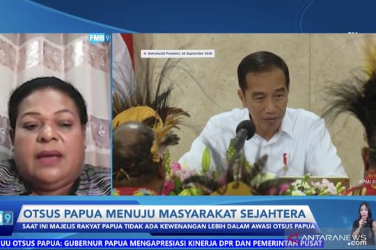 Pemerintah diharapkan tingkatkan kewenangan MRP terkait Otsus Papua