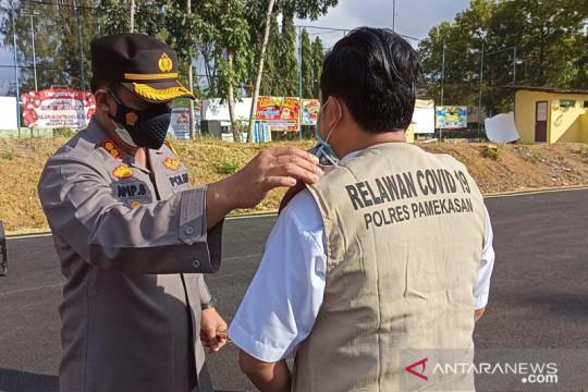 Polres Pamekasan rekrut relawan vaksinator