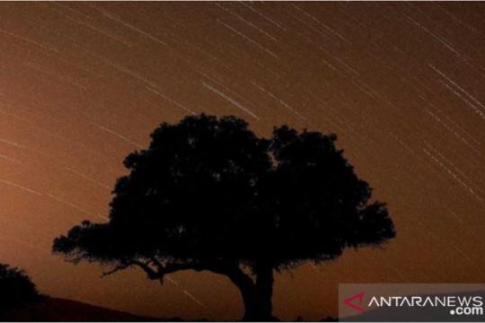 Peneliti Antariksa: Hujan meteor terbungsu akan terlihat awal Oktober