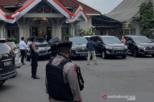 Bupati Banjarnegara enggan komentari penggeledahan KPK