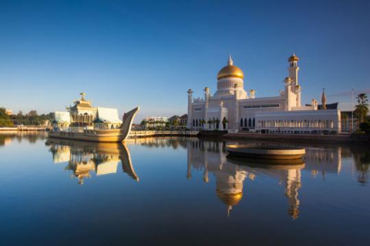 Brunei catat angka tertinggi kasus harian COVID