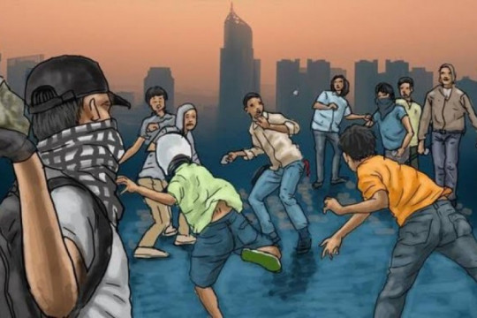 Polisi perlu lakukan pendampingan intensif cegah tawuran di Johar Baru