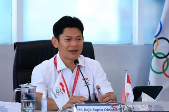 KOI dorong para pengusaha dukung peningkatan olahraga Indonesia