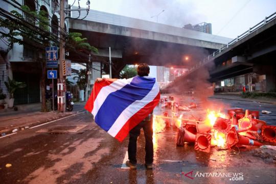 Protes di Bangkok kembali ricuh