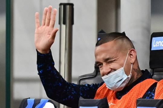 Inter Milan resmi akhiri kontrak Radja Nainggolan