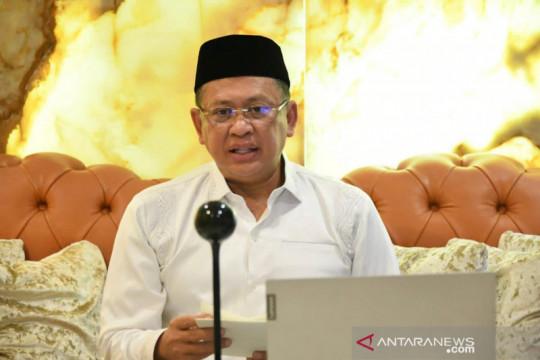 Ketua MPR: Tahun Baru Islam momentum evaluasi diri
