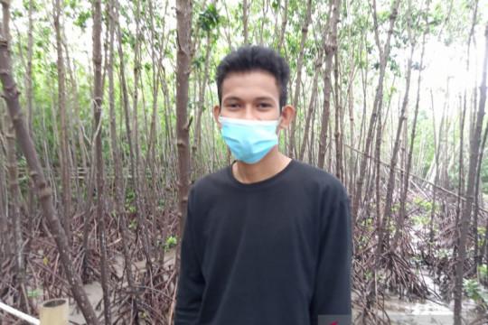 Desa Wisata Mangrove Luppung di Bulukumba mampu menangkal abrasi