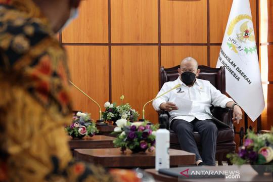 Ketua DPD: Tahun Baru Islam momentum terus berikhtiar hadapi pandemi