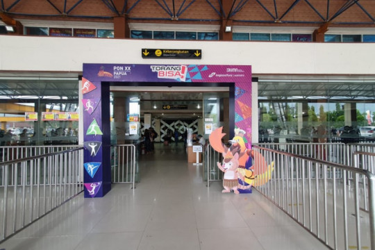 Bandara Sentani Jayapura siap dukung PON XX