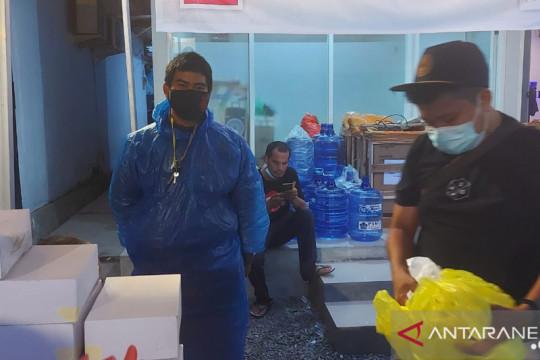 Warga Sigi tempuh 70 KM bantu makanan pada warga isoman di Palu