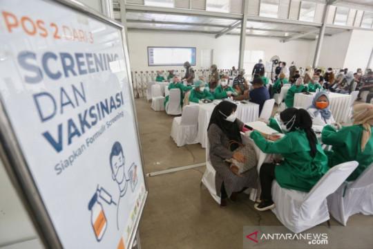 Pusat belanja dibuka, Bandung siapkan pos vaksinasi bagi pengunjung