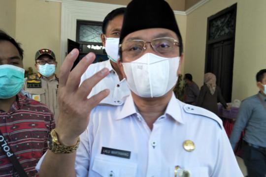 Kota Mataram keluar dari zona PPKM level 4