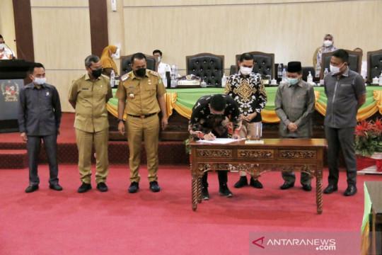 DPRD dan pemkot menyepakati RPJMD Kota Medan