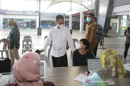 Wakil Wali Kota sebut pengendalian COVID-19 di Batam membaik
