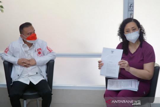 Sufmi Dasco tinjau klinik kesehatan untuk penderita COVID-19