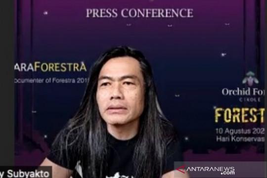 "Jay Subiakto dorong konser berkonsep ""outdoor"""
