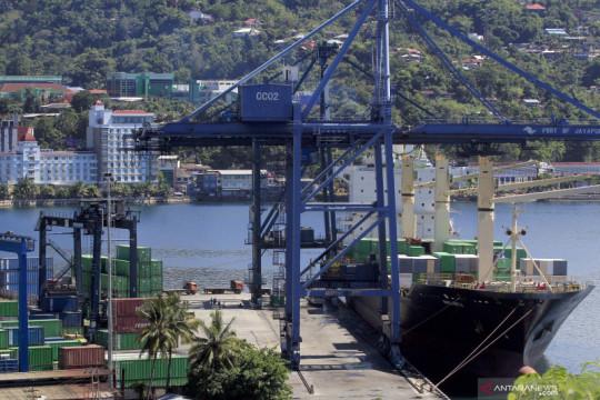 Penutupan akses transportasi laut Jayapura