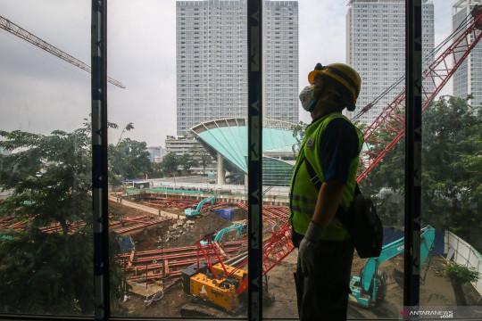 Progres revitalisasi Taman Ismail Marzuki