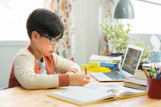 Tips jadi orang tua cerdas dampingi anak belajar daring