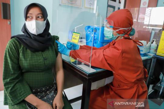 Dinkes: Vaksinasi ibu hamil dilaksanakan di Puskesmas - RSUD