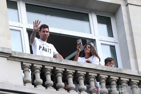Lionel Messi dan ambisi PSG merajai Eropa
