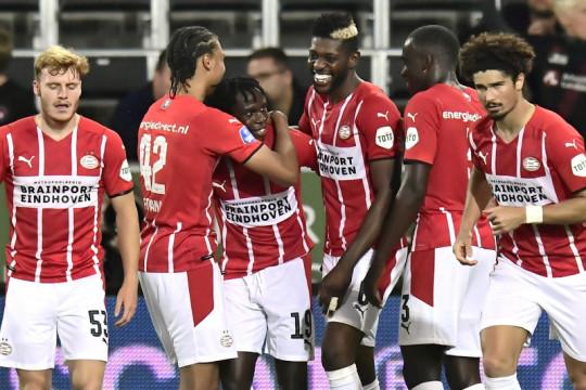 Monaco, PSV dan Benfica masuk playoff Liga Champions