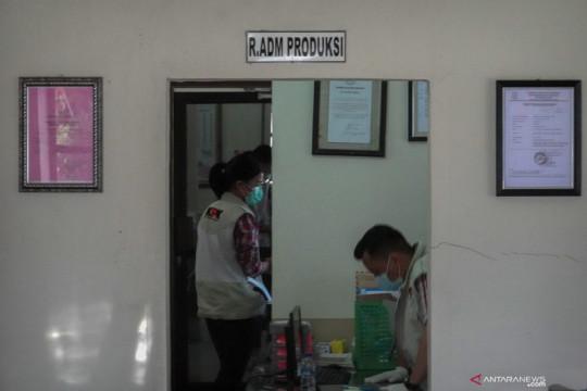 KPK amankan dokumen dan barang elektronik penggeledahan di Purbalingga