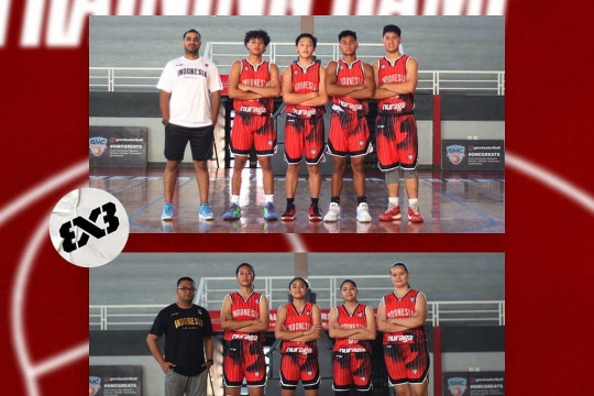 FIBA 3x3 World Cup jadi ajang timba pengalaman timnas Indonesia