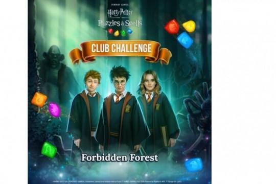 "Harry Potter: Puzzles & Spells rilis event ""Club Challenge"""