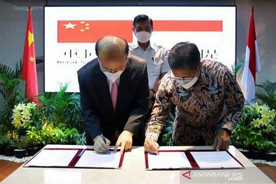 Menko Luhut pastikan dukung investasi bidang kesehatan China masuk RI