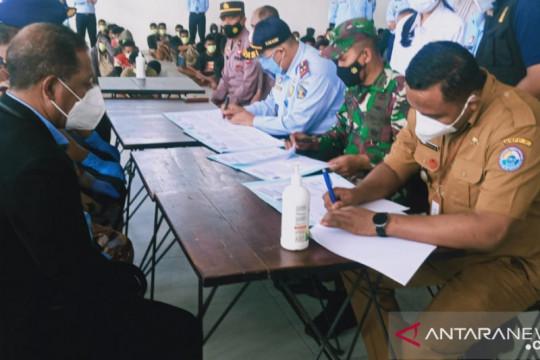 113 warga negara Timor Leste dideportasi lewat PLBN Motaain