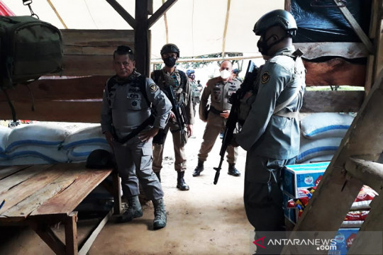 Operasi pengejaran enam teroris Poso dipimpin tiga jenderal