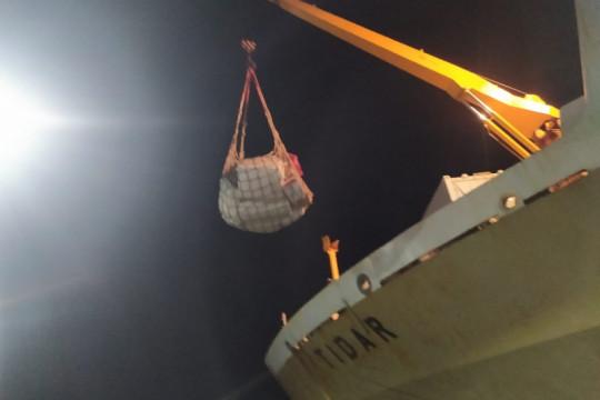 KM Tidar tiba di Pelabuhan Dobo hari ini, bawa bantuan Presiden Jokowi