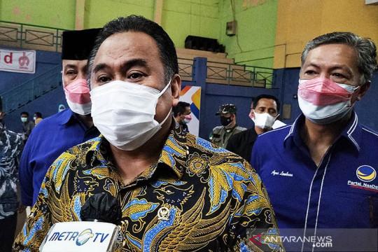 Wakil Ketua DPR sayangkan pembagian beras tak layak di Jakarta Barat