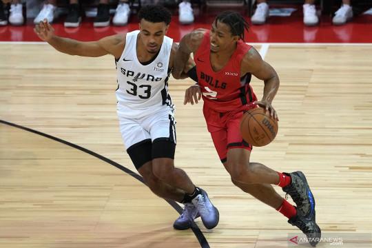 NBA Summer League: Bulls tundukkan  Spurs 92 - 89.