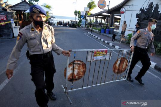 Tim Pakar Satgas COVID-19 Pusat pantau penanganan pandemi di Badung