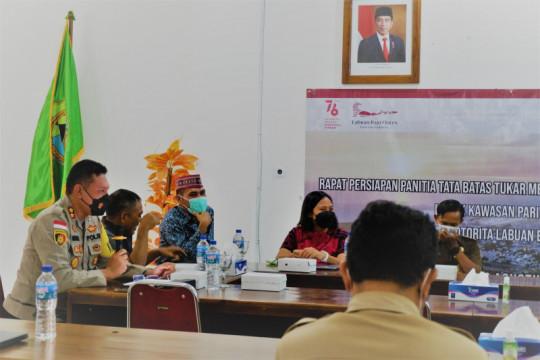 BPOLBF dan Pemkab Manggarai Barat bahas tapal batas kawasan pariwisata