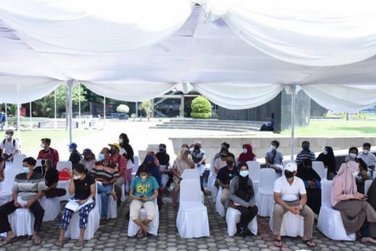 5.279 tenaga kesehatan di Jakarta Timur telah divaksin ketiga