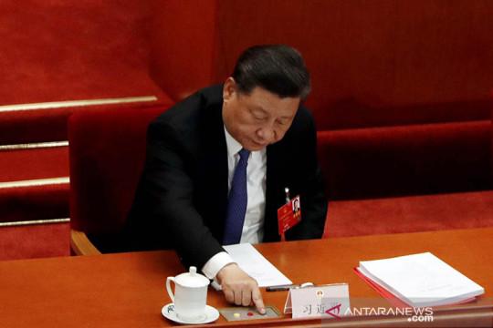 Xi Jinping serukan reunifikasi Taiwan pada peringatan Revolusi 1911