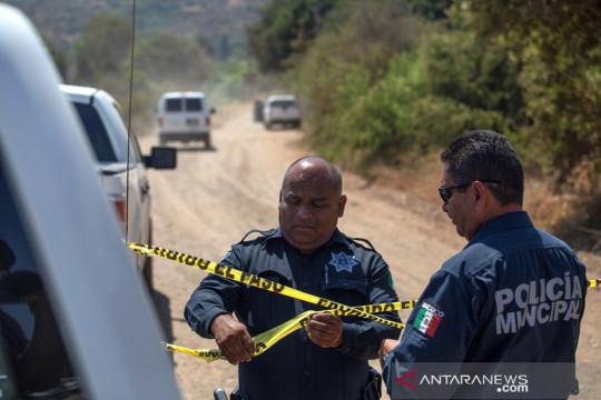 Pria AS diduga bunuh dua anak balitanya di Meksiko