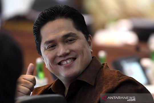 Erick Thohir apresiasi staf terdepan Bandara Soekarno-Hatta