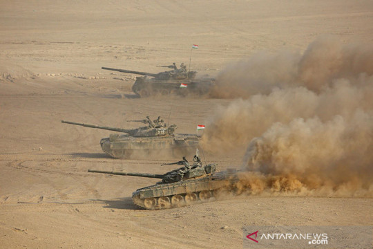 Rusia perkuat markas militer di Tajikistan