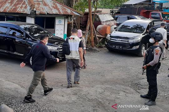 Tim KPK selesaikan penggeledahan di kantor PT SW Purbalingga