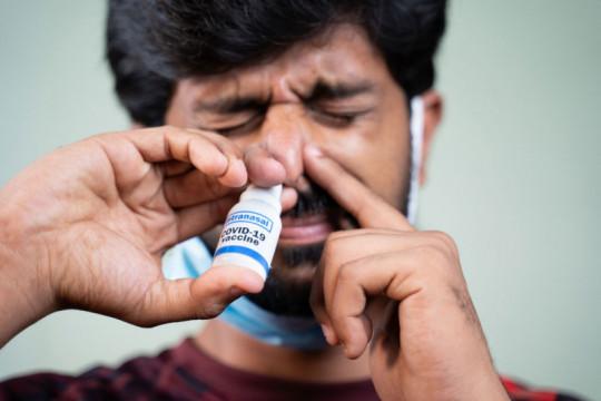 Thailand siap uji coba vaksin COVID semprotan hidung