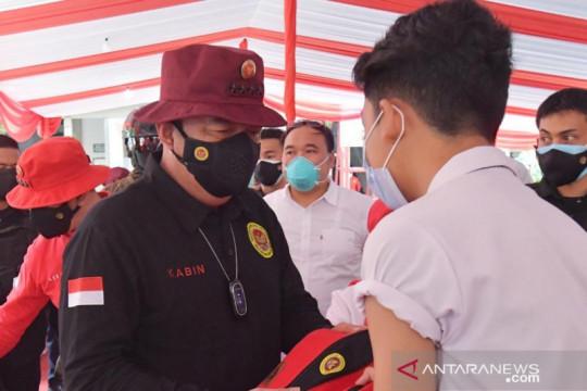 Vaksinasi lanjutan BIN sasar pelajar-warga dari pintu ke pintu