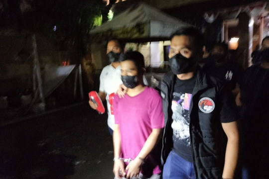 Polres Jakarta Barat tangkap pengedar sabu lintas kota